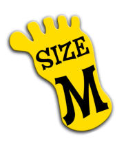 Foot Size Medium