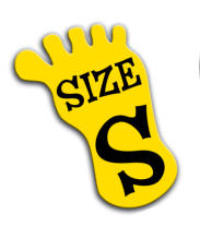 Foot Size Small